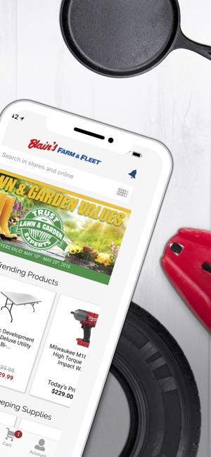 Blain S Farm Fleet On The App Store
