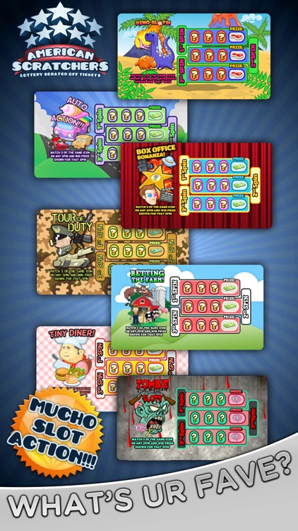 American Scratchers Lottery screenshot-2
