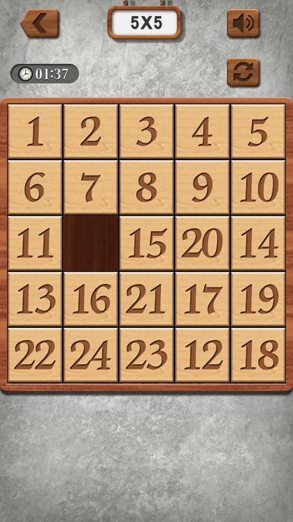 Numpuz:Classic Number Game screenshot-3
