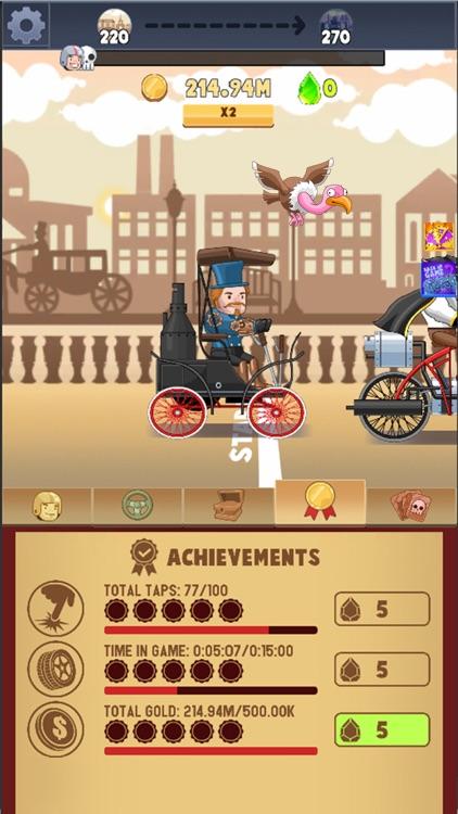 Clash Rider - Clicker Tycoon screenshot-3