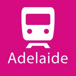 Adelaide Rail Map