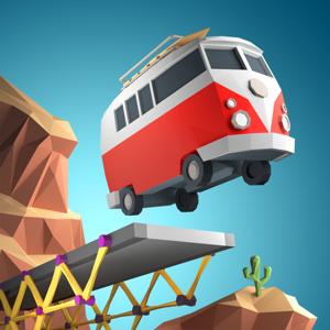 Poly Bridge app