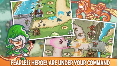 Kingdom Defense 2: Empires Screenshot on iOS