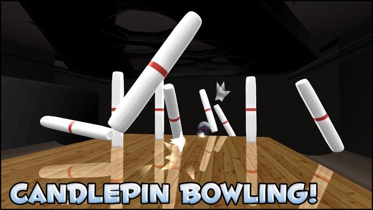 Galaxy Bowling HD screenshot-3