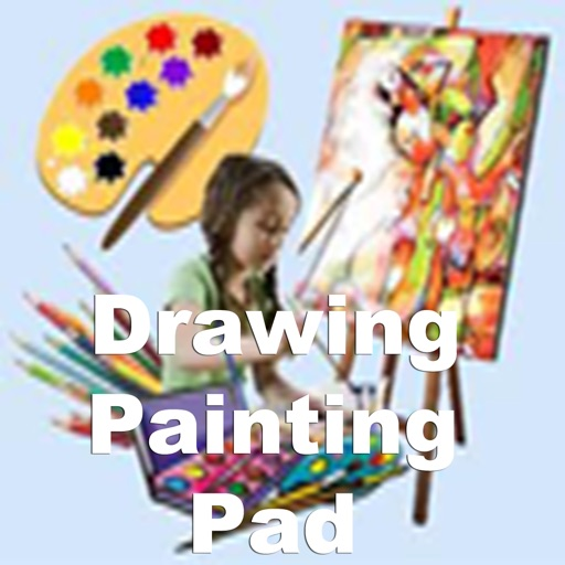 Kid Drawing and Painting Pad