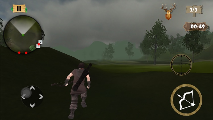 Archer Animal Hunt Jungle screenshot-3