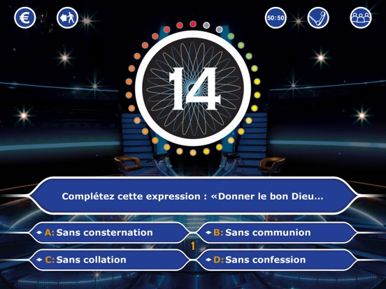 Qui Veut Gagner Des Millions для iPad