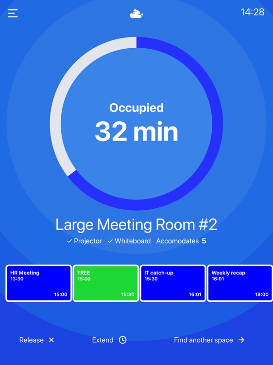 TableAir - Meeting Rooms