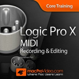 Course For Logic Pro X MIDI
