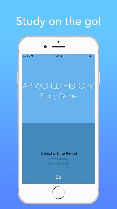 Prep Me! - AP World History - AppRecs