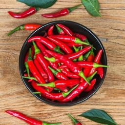 Peppers Trivia - Capsicum Quiz