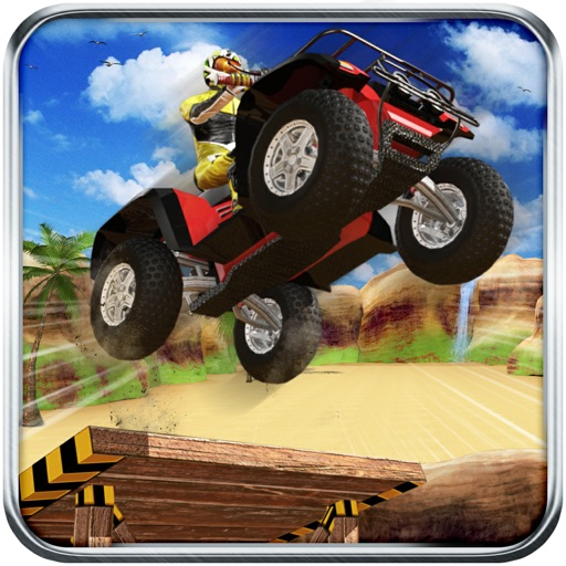 Download Offroad Quad Bike Race free for iPhone, iPod and iPad
