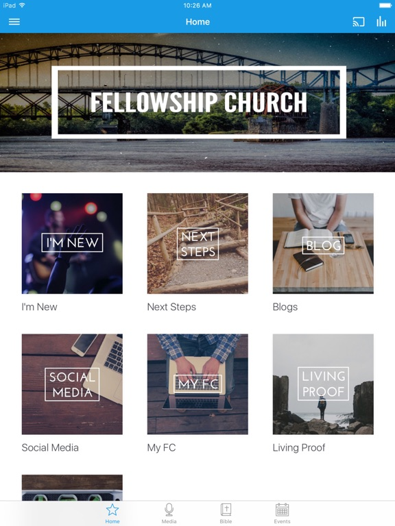 Fellowship Church CT screenshot 4