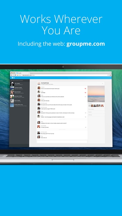 Download GroupMe for Pc