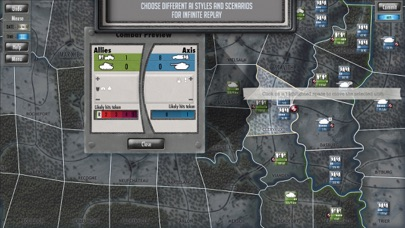 Screenshot #9 for Battle of the Bulge