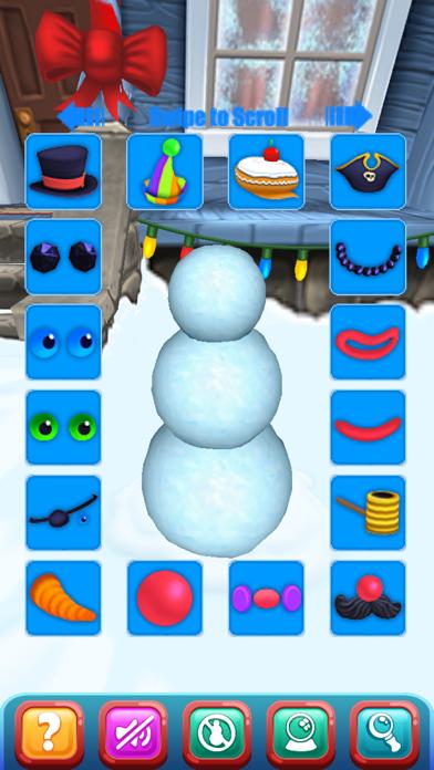 Snowman 3D LITEのおすすめ画像3