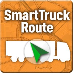 SmartTruckRoute ios app