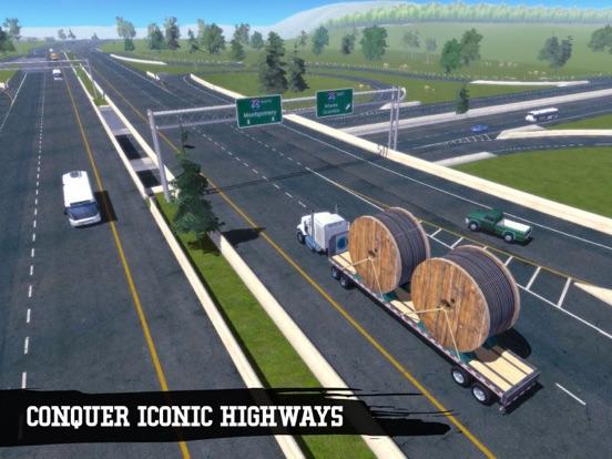 Truck Simulation 19 screenshot 14