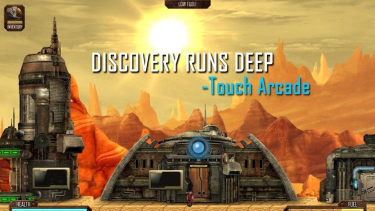 Mines of Mars Zero screenshot-4