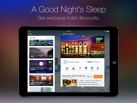 Expedia: Hotels, Flights & Car screenshot 3