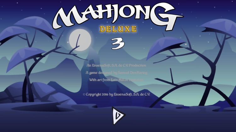 Mahjong Deluxe 3 Go screenshot-0