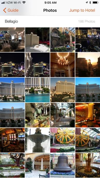 VegasMate Travel Guide screenshot two