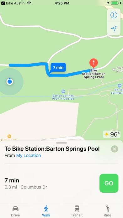 点击获取Bike Stations Austin