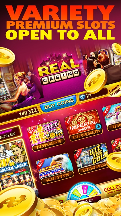 Real Casino Slots