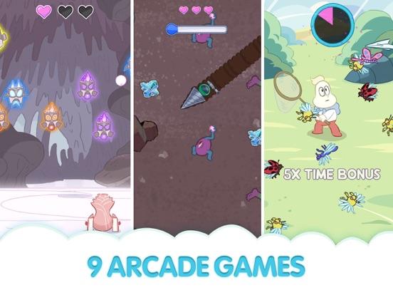 Dreamland Arcade tablet App screenshot 2