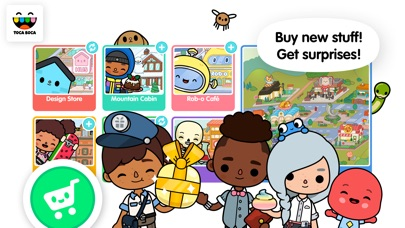 Toca Life World: Build stories screenshot 5