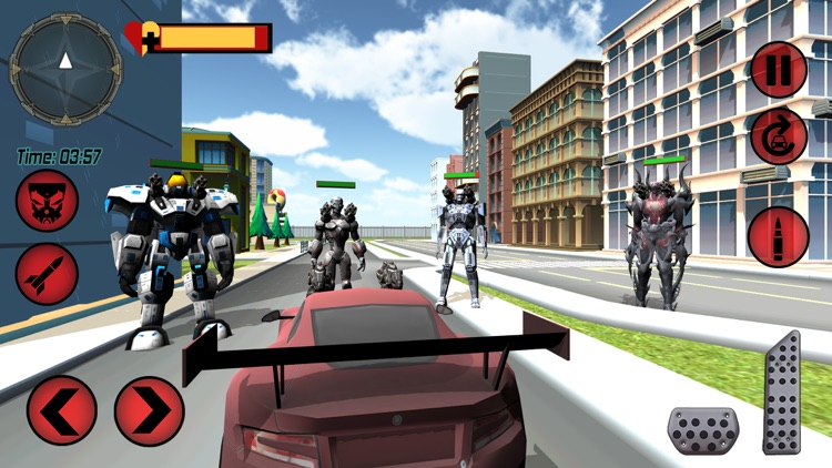 Multi Transformable Robot Hero screenshot-8