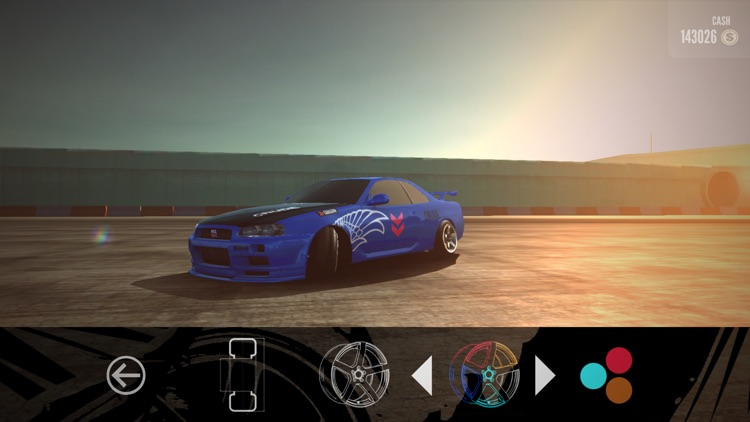 Drift Zone – Real Car Race screenshot-2