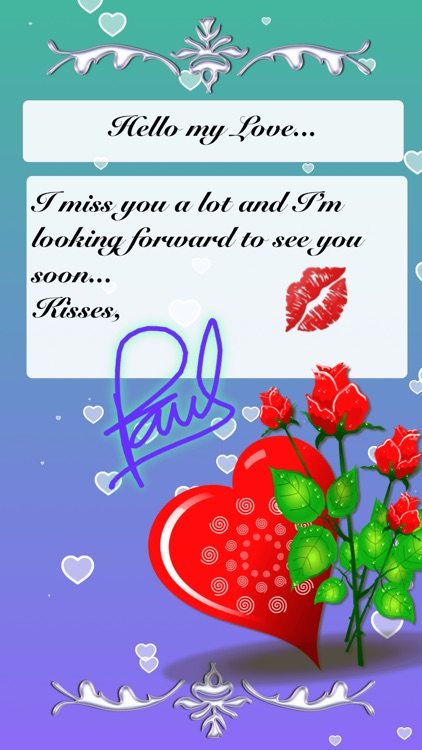 I Love You • Greeting cards screenshot-4