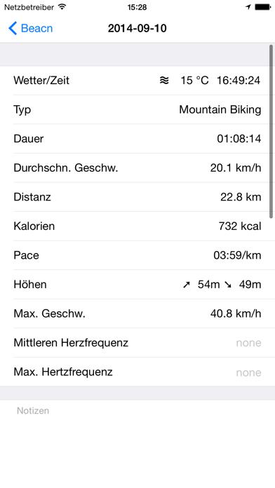 Biking Beacn ProScreenshot von 4