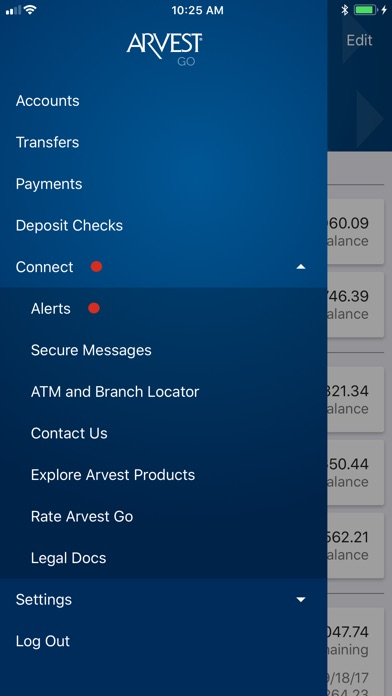 Screenshot for Arvest Go Mobile Banking in United States App Store