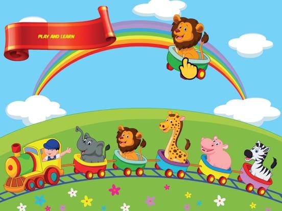 Скачать Memory Animals - Child's play