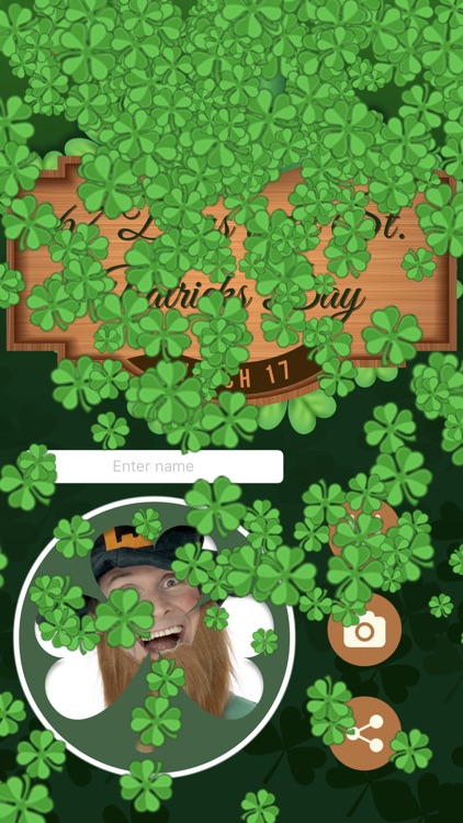 Saint Patrick's Day Countdown