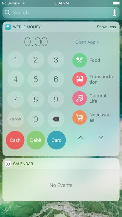 Weple Money Pro screenshot-5