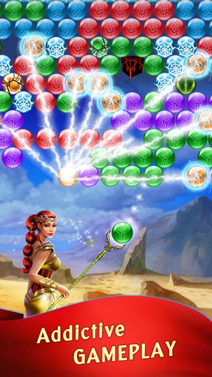 Lost Bubble - Pop Bubbles screenshot-2