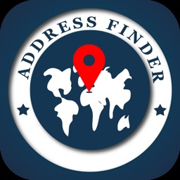 Address Finder -Where am I?