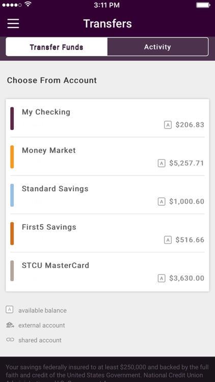 STCU Mobile Banking screenshot-2