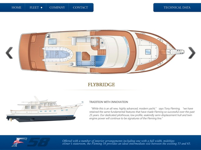 Fleming Yachts HD on the App Store