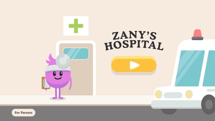 Dumb Ways JR Zany's Hospital screenshot-4