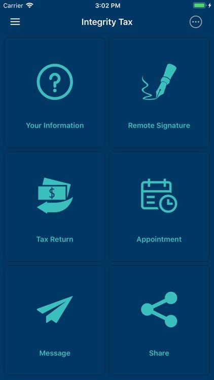 Integrity - A Mobile Tax screenshot-3