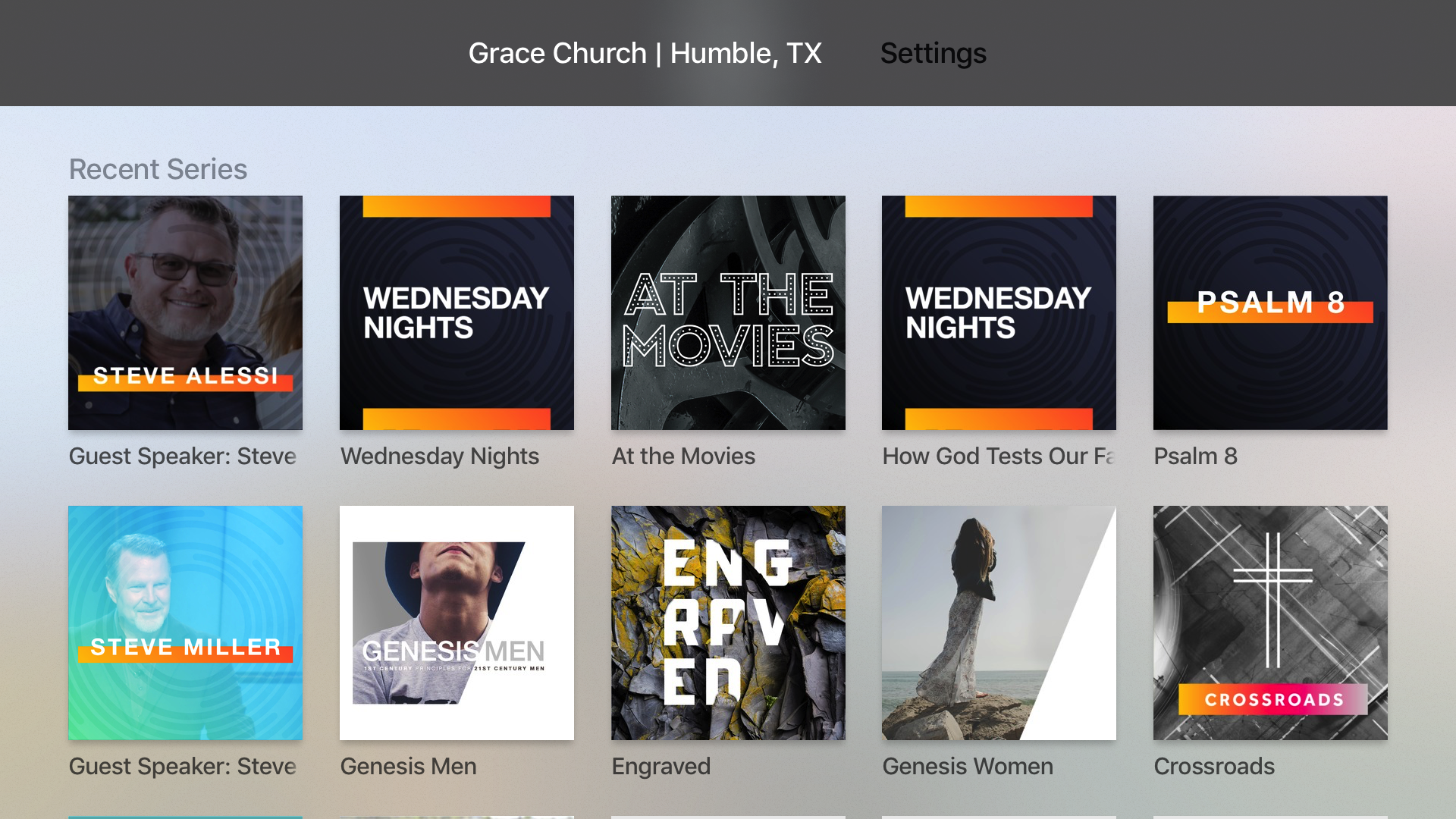 Grace Church One screenshot 7