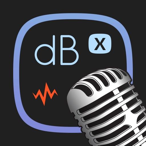 Decibel X: dB, dBA Noise Meter