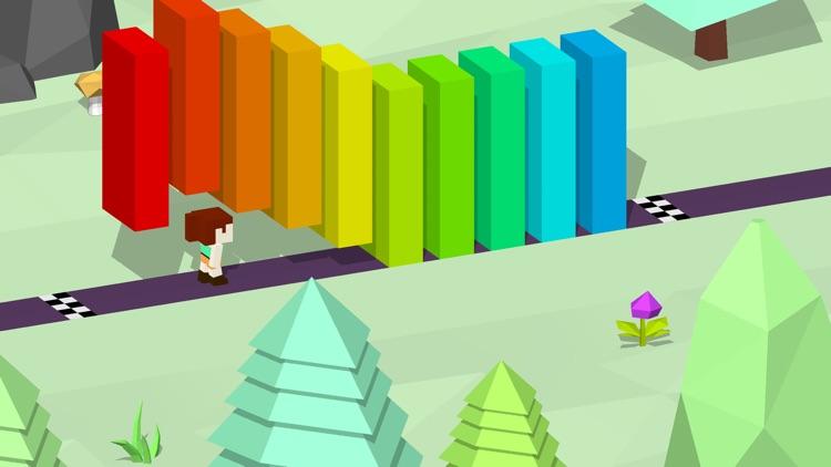 Rush Run - Crowd city escaping screenshot-3