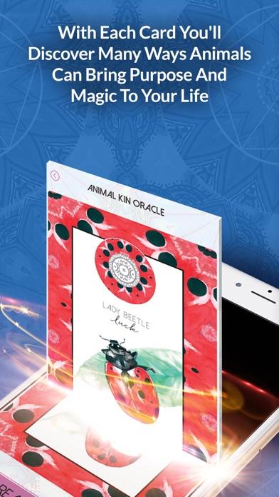 Animal Kin Oracle Cards screenshot 4