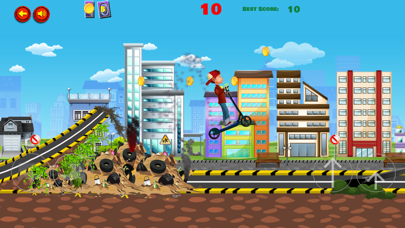 Kids Scooter screenshot two