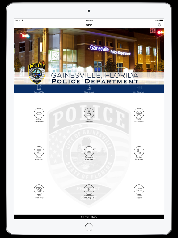 Gainesville (FL) Police | App Price Drops